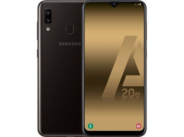Oferta de Smartphone SAMSUNG Galaxy A20e (5.8'' - 3 GB - 32 GB - Negro) por 137€