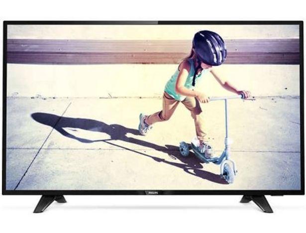 Oferta de TV PHILIPS 49PFT4132 (Caja Abierta - LED - 49'' - 124 cm - Full HD) por 386,97€