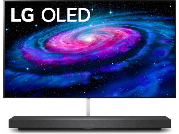 Oferta de TV LG OLED65WX9 (OLED - 65'' - 165 cm - 4K Ultra HD - Smart TV) por 4125€