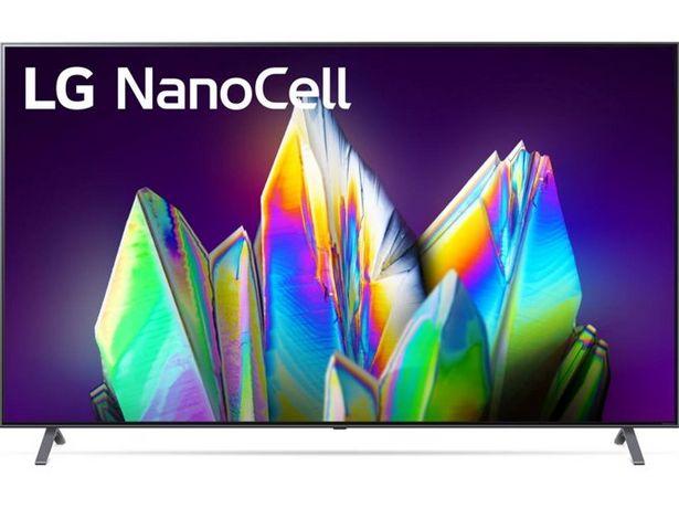 Oferta de TV LG 75NANO996 (Nano Cell - 75'' - 191 cm - 8K Ultra HD - Smart TV) por 3299€