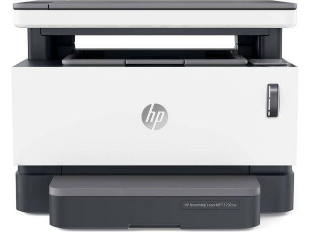 Oferta de Impresora Multifunciones Laser HP Neverstop 1202 NW por 229,99€