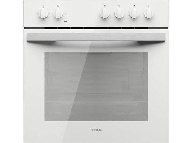 Oferta de Horno Reacondicionado TEKA HBE 490 ME (Grado C - 72 L - 59.5 cm - Blanco) por 252,87€