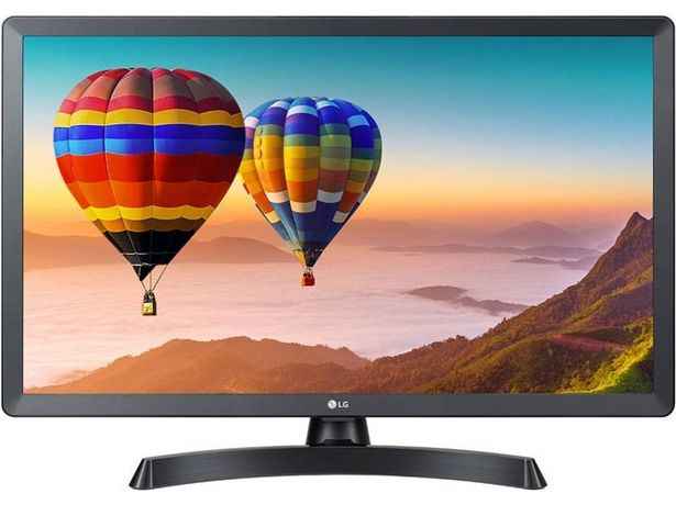 Oferta de TV LG 28TN515S (LED - 28'' - 71 cm - HD - Smart TV) por 199,99€