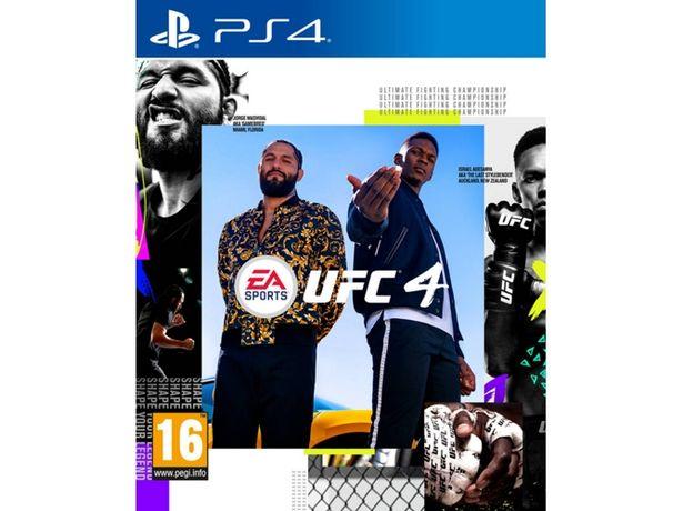 Oferta de Juego PS4 UFC 4 (Lucha - M16) por 39,99€