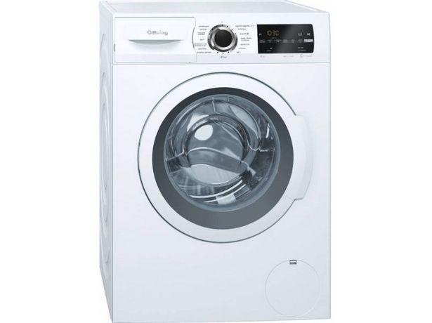 Oferta de Lavadora BALAY 3TS982BD (8 kg - 1200 rpm - Blanco) por 469,99€