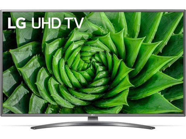 Oferta de TV LG 75UN81006 (LED - 75'' - 191 cm - 4K Ultra HD - Smart TV) por 899,99€