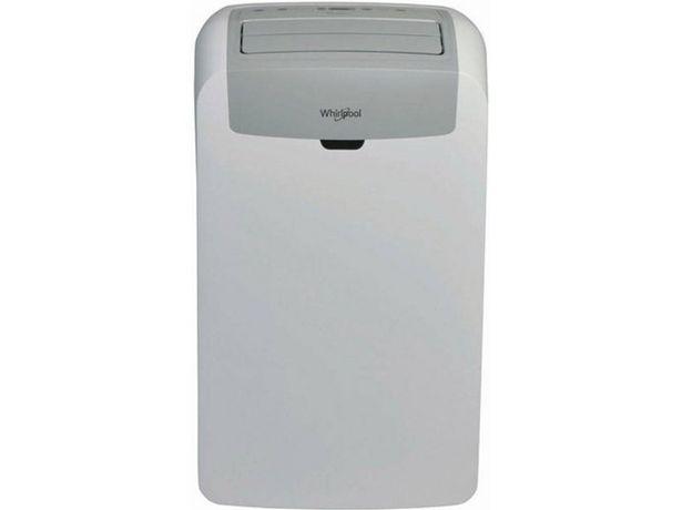 Oferta de Aire Acondicionado Portátil WHIRLPOOL PACW29HP (18 m² - 2581 Frig/h - Blanco) por 399,99€