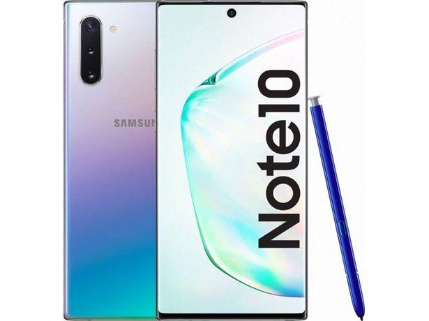 Oferta de Smartphone SAMSUNG Galaxy Note 10 (6.3'' - 8 GB - 256 GB - Gris) por 659,99€