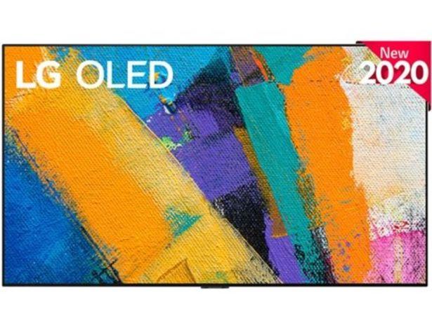 Oferta de TV LG OLED77GX6 (OLED - 75'' - 191 cm - 4K Ultra HD - Smart TV) por 4699€