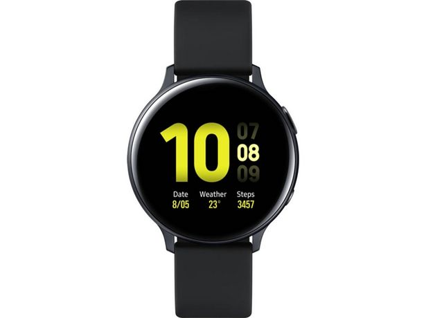 Oferta de Smartwatch SAMSUNG Galaxy Active 2 44mm Negro por 229€