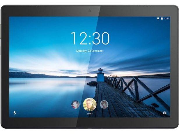 Oferta de Tablet LENOVO Tab M10 (10.1'' - 32 GB - 2 GB RAM - Wi-Fi+4G - Negro) por 159,99€