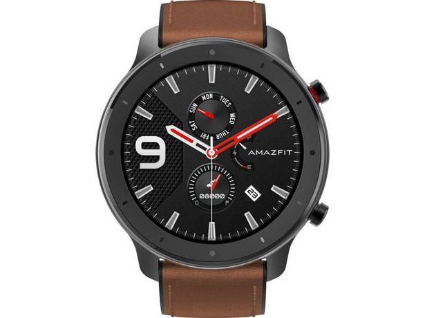 Oferta de Smartwatch AMAZFIT GTR 47mm Aluminium por 114,9€