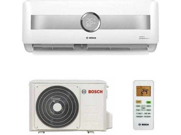 Oferta de Aire Acondicionado BOSCH RAC 8500 3.5-3 R32 (24 m² - 3024 Frig/h - Blanco) por 529,99€