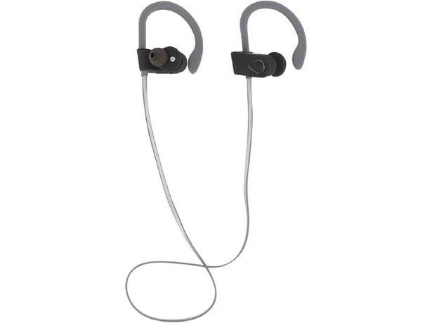 Oferta de Auriculares Bluetooth TNB Lite Sport (In ear - Micrófono - Gris) por 29,99€