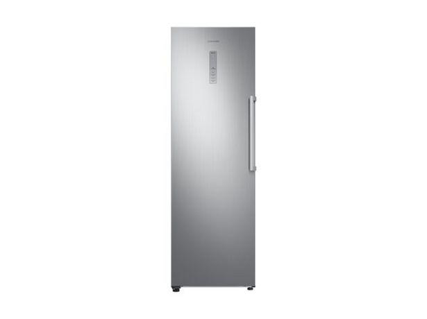 Oferta de Congelador Vertical SAMSUNG RZ32M7135S9/ES (No Frost - 185.3 cm - 315 L - Inox) por 799,99€