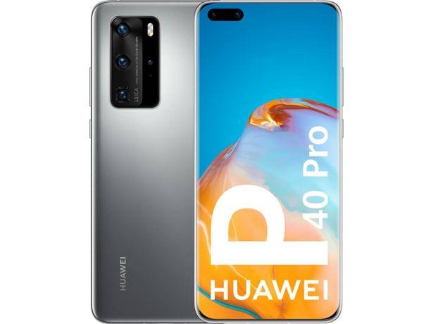 Oferta de Smartphone HUAWEI P40 Pro 5G (6.58'' - 8 GB - 256 GB - Gris) por 847€