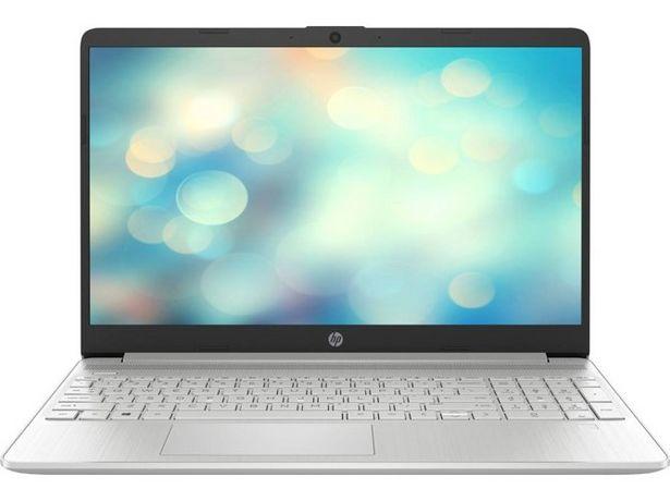 Oferta de Portátil HP 15S-FQ1105NS (15.6'' - Intel Core i7-1065G7 - RAM: 8 GB - 512 GB SSD PCIe - Intel Iris Plus) por 599,99€