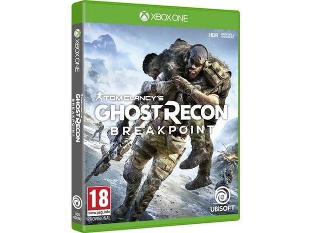 Oferta de Juego Xbox One Ghost Recon: Breakpoint (M18) por 8,99€