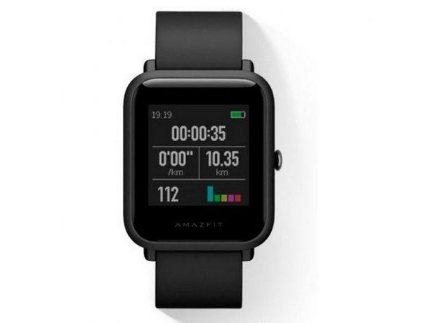 Oferta de Smartwatch AMAZFIT Bip Negro por 39,9€