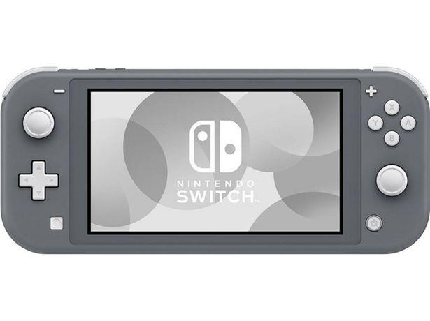 Oferta de Consola Nintendo Switch Lite (Caja Abierta - 32 GB - Gris) por 175,97€
