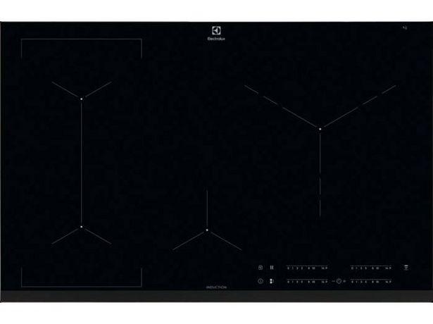 Oferta de Placa de Inducción ELECTROLUX EIV83446 (Eléctrica - 78 cm - Negro) por 785,12€