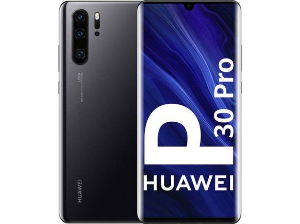 Oferta de Smartphone HUAWEI P30 Pro (6.47'' - 8 GB - 128 GB - Negro) por 599,99€