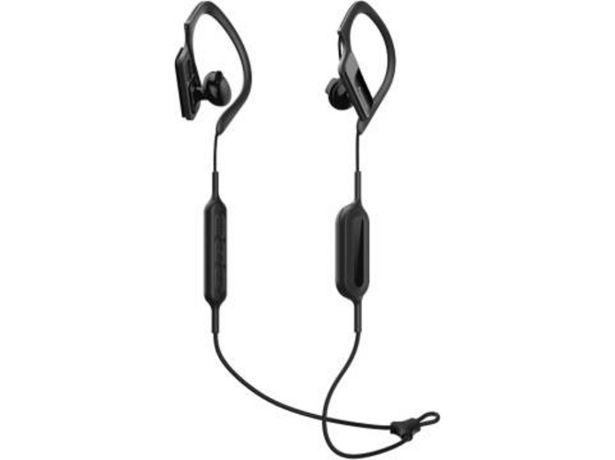 Oferta de Auriculares Bluetooth PANASONIC RP-BTS10E (Caja Abierta - In ear - Negro) por 35,97€