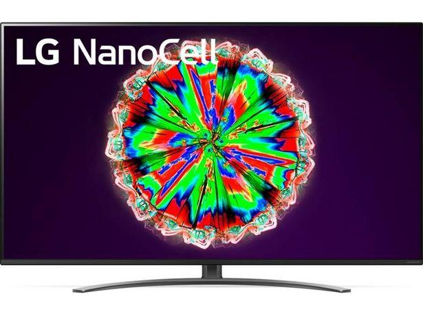 Oferta de TV LG 65NANO816 (Nano Cell - 65'' - 165 cm - 4K Ultra HD - Smart TV) por 835,99€