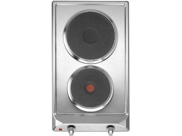 Oferta de Placa de Discos Eléctricos TEKA EM/30 2P (Caja Abierta - Foco Eléctrico - 30 cm - Inox) por 161,97€