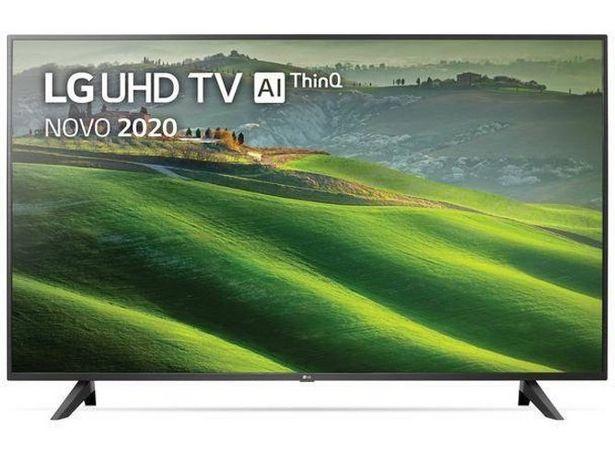 Oferta de TV LG 65UN70006 (LED - 65'' - 165 cm - 4K Ultra HD - Smart TV) por 599,99€