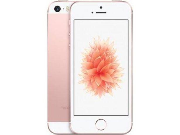 Oferta de IPhone SE APPLE (Caja Abierta - 4'' - 2 GB - 64 GB - Rosa) por 359,97€