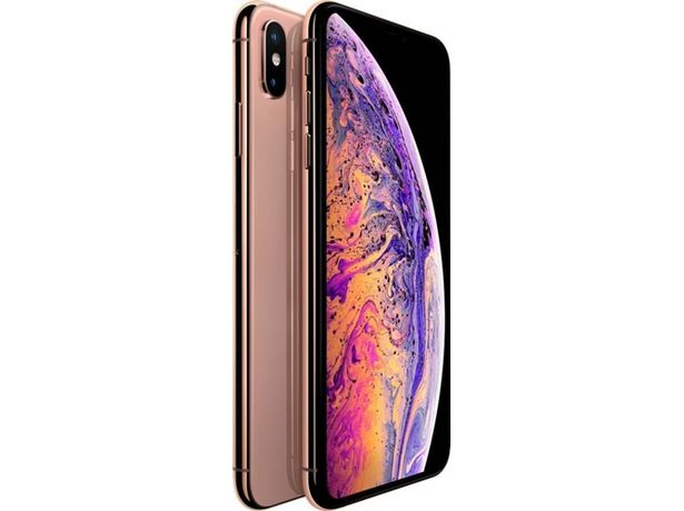 Oferta de IPhone XS Max APPLE (Caja Abierta - 6.5'' - 4 GB - 256 GB - Dorado) por 1196,17€