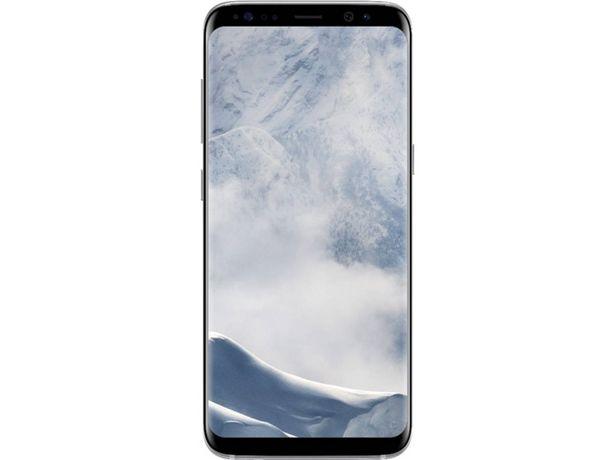 Oferta de Smartphone SAMSUNG Galaxy S8 (5.8'' - 4 GB - 64 GB - Plata) por 299€