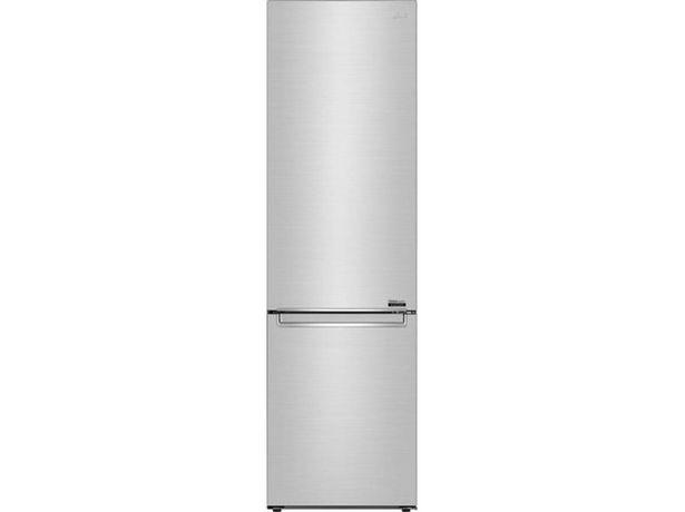 Oferta de Frigorífico Combi Reacondicionado LG GBB92STBKP (Grado A - No Frost - 203 cm - 384 L - Inox) por 1098,37€
