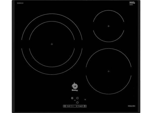 Oferta de Placa de Inducción BALAY 3EB965LR (Caja Abierta - Eléctrica - 59.2 cm - Negro) por 341,97€