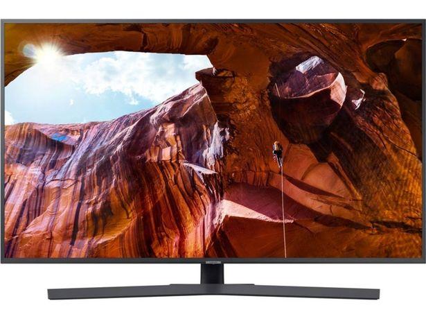 Oferta de TV SAMSUNG UE50RU7405 (LED - 50'' - 127 cm - 4K Ultra HD - Smart TV) por 459,97€