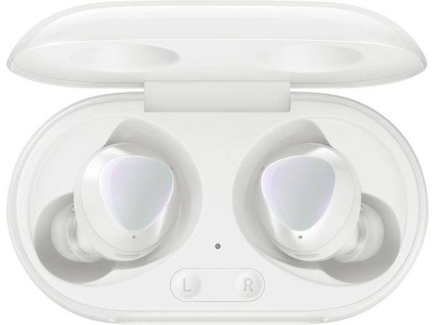 Oferta de Auriculares Bluetooth True Wireless SAMSUNG Buds+ (In Ear - Micrófono - Blanco) por 129,99€
