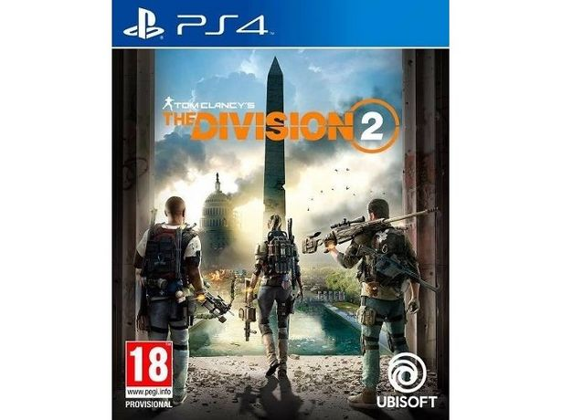 Oferta de Juego PS4 The Division 2 (M18) por 8,99€
