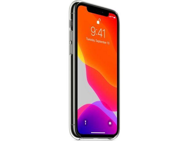 Oferta de Carcasa APPLE iPhone 11 Pro Clear Transparente (Caja Abierta) por 31,47€