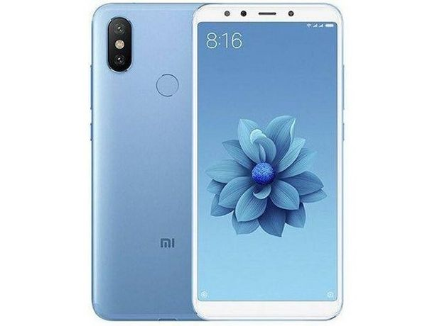 Oferta de Smartphone XIAOMI MI A2 (Caja Abierta - 5.9'' - 4 GB - 64 GB - Azul) por 251,97€