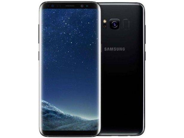 Oferta de Smartphone SAMSUNG Galaxy S8 (Caja Abierta - 5.8'' - 4 GB - 64 GB - Negro) por 629,97€