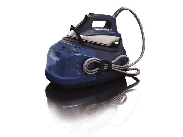Oferta de Centro de planchado ROWENTA DG8580  (Caja Abierta - Presión: 6,5 bar - Chorro vapor: 400 g/min) por 242,97€