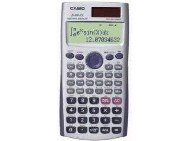 Oferta de Calculadora Científica CASIO (Caja Abierta) por 26,97€
