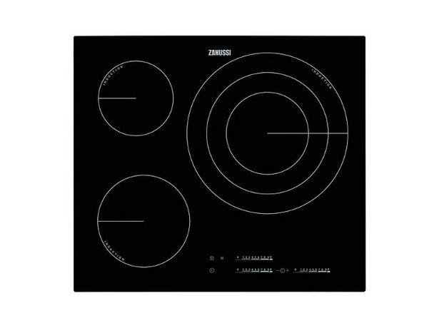 Oferta de Placa de Inducción ZANUSSI ZIT6375CB (Eléctrica - 59 cm - Negro) por 471,07€