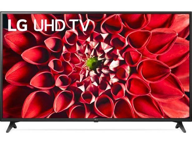 Oferta de TV LG 60UN71006 (LED - 60'' - 152 cm - 4K Ultra HD - Smart TV) por 529,99€