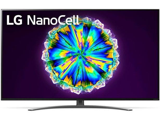 Oferta de TV LG 55NANO866 (Nano Cell - 55'' - 140 cm - 4K Ultra HD - Smart TV) por 699,99€