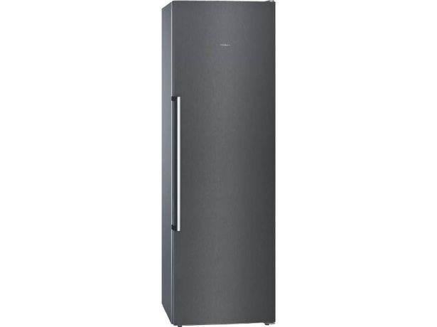 Oferta de Congelador Vertical SIEMENS GS36NAXEP (No Frost - 186 cm - 242 L - Inox) por 1029€