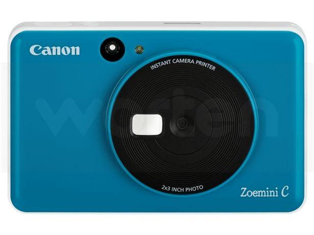 Oferta de Cámara Instantánea CANON Zoemini C (Azul - Li-Po 700 mAh - 51 x 76 mm) por 89,99€