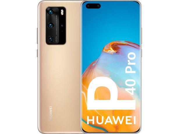Oferta de Smartphone HUAWEI P40 Pro 5G (6.58'' - 8 GB - 256 GB - Dorado) por 847€