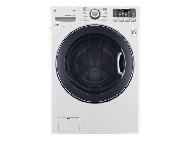Oferta de Lavadora LG F1K2CS2W (17 kg - 1100 rpm - Blanco) por 999,99€
